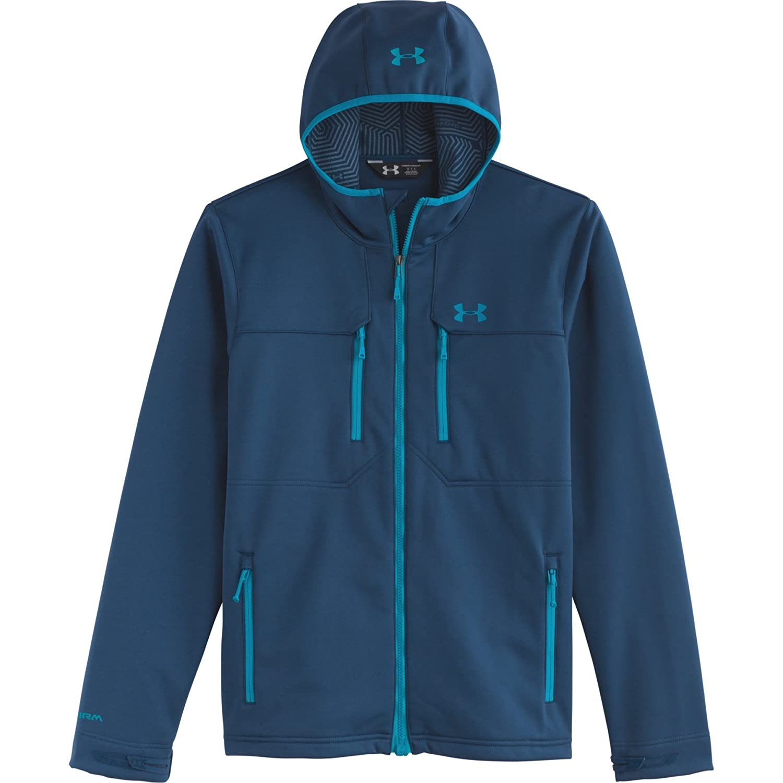 dfdbc9b4 Under Armour Men's Ua ColdGear Infrared Softershell Jacket