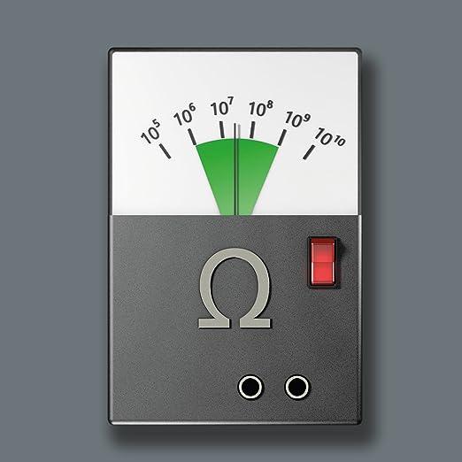 1//4 Head 2.5-11.5//lbs Variable Torque Adjustment Range Wera 05074733001 Kraftform ESD 7445 Hexagon Torque Screwdriver