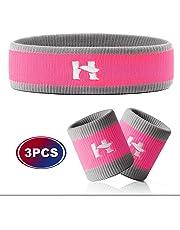 VENI MASEE Sportline Schweißband, Frottee -Armband, Wristbands, Sweatbands (Preis für Einzelstück)