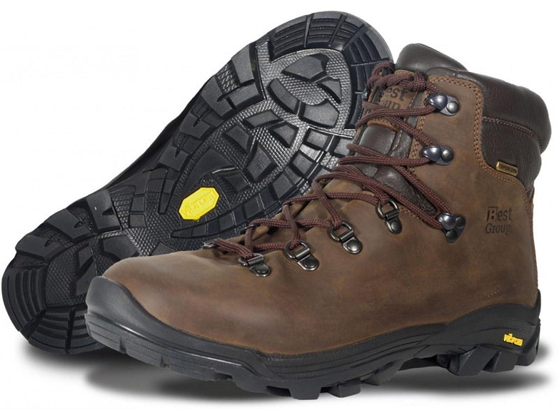 5dce84e7514 Best Group Walking Trekking Hiking Waterproof Italian Leather Mens Womens  Boots