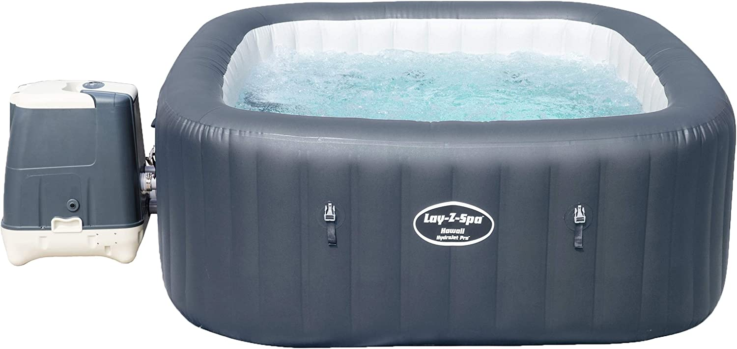 Bestway Lay Z Spa Hawaii Hydrojet Pro - aufblasbarer Outdoor Whirlpool