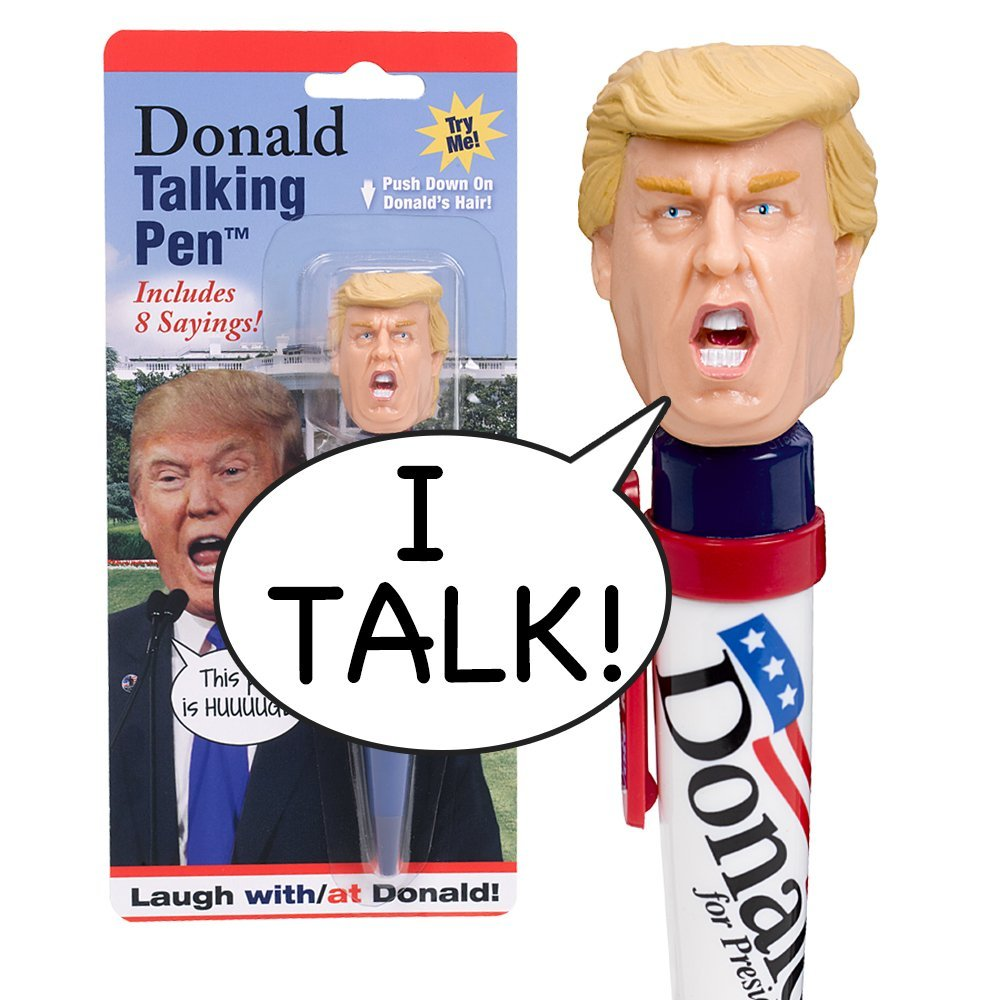 Talking Pen - 8 Different Sayings