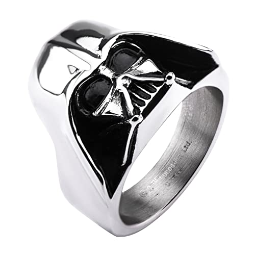 Amazon.com: star wars Jewelry para hombre Darth Vader de 3d ...