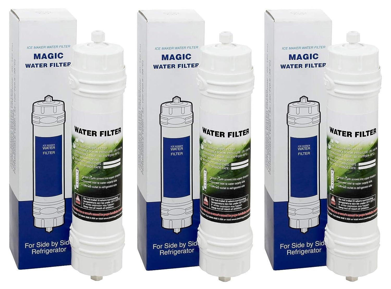 4x Compatible Filter For Samsung EF-9603 DA29-10105C WSF-100 Fridge Water Filter