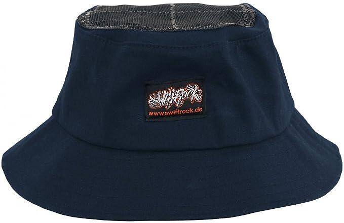 SR Rocking Gear Swift Rock B Boy Bucket Head Spin Hat Hat (Dark Blue Navy)   Amazon.co.uk  Sports   Outdoors dd0b21c7b637