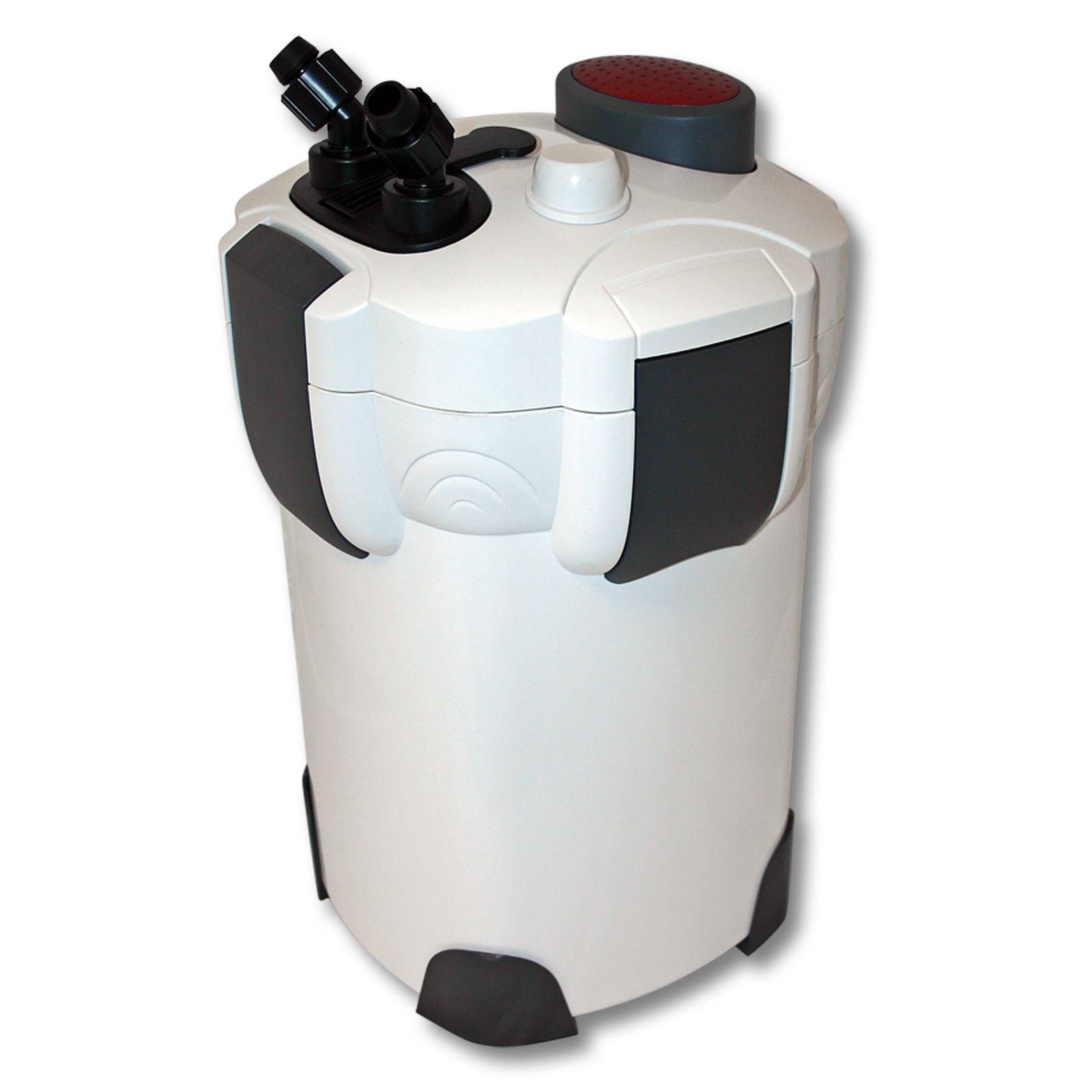 SunSun HW-302 Aquarium bio filtre extérieur 1000l/h 3-Phases Materiaux et Pompe product image