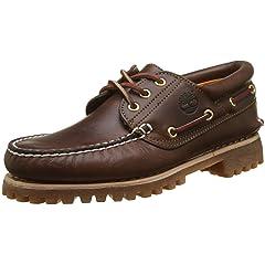 Timberland 3-Eye Classic Lug Shoes