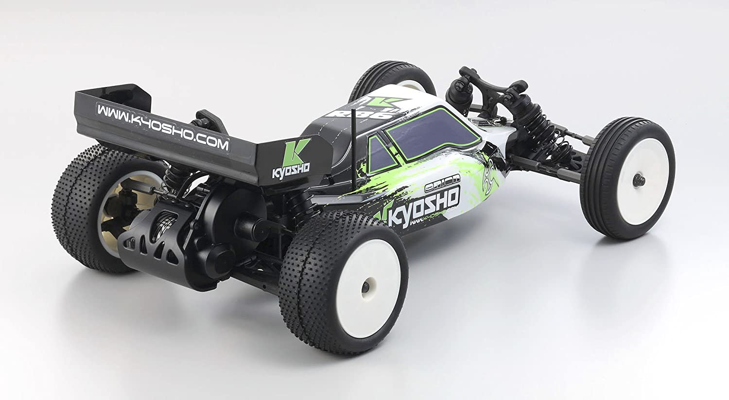 Amazon.com: Kyosho Ultima RB6 RS Brushless Electric Racing Buggy (1/10  Scale): Toys & Games
