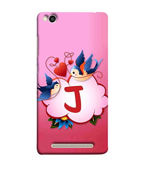 huge selection of 2432e 027d1 Printfidaa Xiaomi Redmi 3s Back Cover Pink Colour Girly: Amazon.in ...
