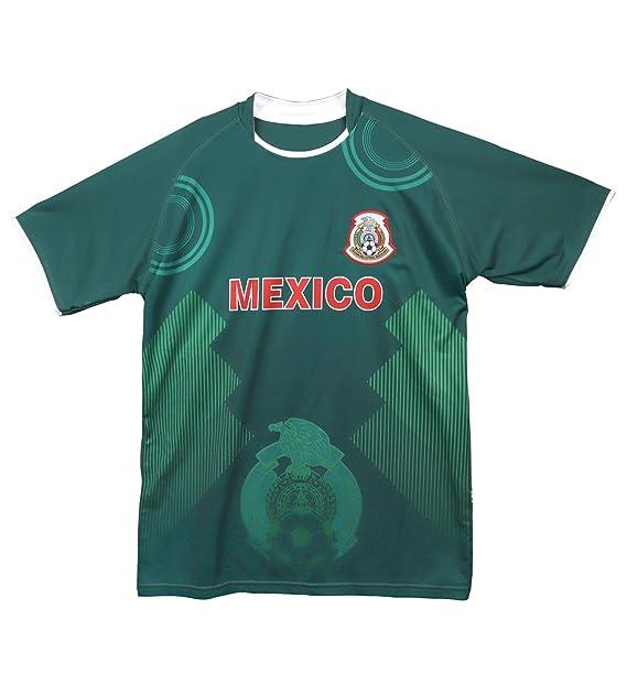 official photos 9b749 895eb Amazon.com: Trendy Apparel Shop Mexico National Team Home ...