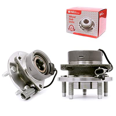 For 05-06 Pontiac Pursuit W//ABS 513206 Front Wheel Bearing Hub Left or Right