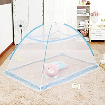 Back To Search Resultsmother & Kids Pink/blue 2018 New Baby Mosquito Bed Net Infants Sleeping Pad Pillow Yurt Bedspread Mosquito Net Collapsible Portable Baby Bedding