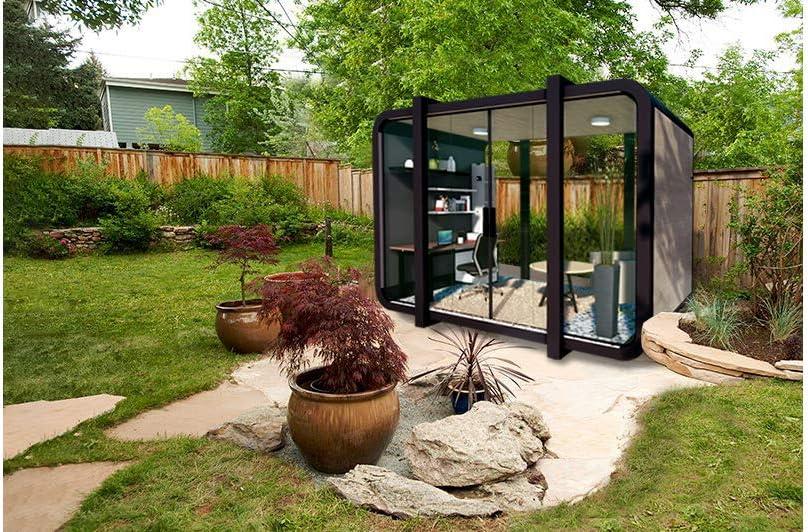 YARDADU Outdoor Backyard Prefab Home Office Shed Pod - Zen Office