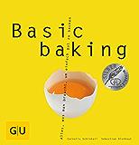 Basic baking (GU Basic Cooking) (German Edition)