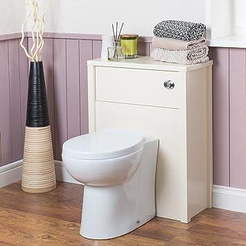 Fesselnd Badezimmer Möbel Spülkasten Verkleidung Schrank + Toilette WC Keramik +  Spülkasten