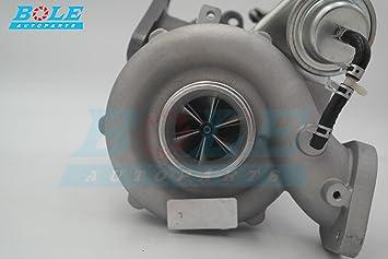 Billet Turbo VF46 para 06 - 08 Subaru Legacy GT XT 2,5 DOHC VF40 14411 AA670 Turbocompresor: Amazon.es: Coche y moto
