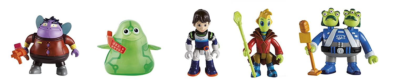 IMC Toys - Pack Aliens 5 Figuras Miles (481367)
