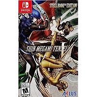Shin Megami Tensei V: Steelbook Launch Edition - Nintendo Switch