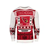 Amazon Price History for:NFL Mens Ugly Light Up Crew Neck Sweater