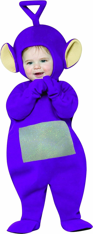 Rasta Imposta bebé y Teletubbies Tinky Winky Disfraz - Púrpura ...