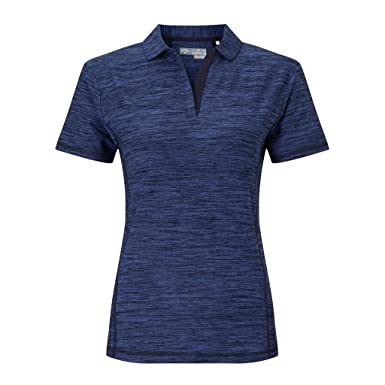 Callaway Shooting Star Polo de Golf, Mujer: Amazon.es: Ropa y ...