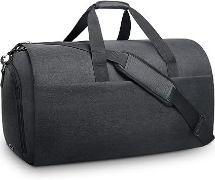 Amazon.com: Bolsa de viaje convertible con compartimento ...