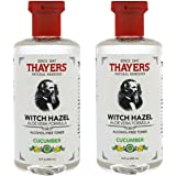 Thayers Witch Hazel Toner with Aloe Vera Cucumber (2-Pack)