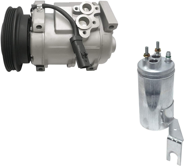 RYC Remanufactured AC Compressor Kit KT E040