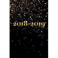 """2018-2019: 18-Month Daily Planner, July 2018 – December 2019, 6""""x9"""""""