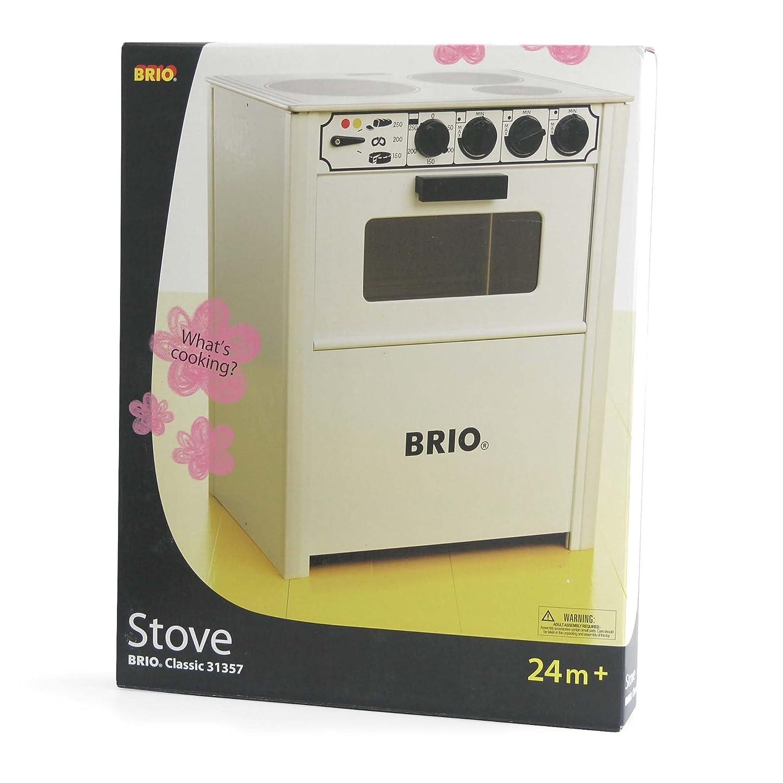 Amazon.com: BRIO range (white) 31 357 (japan import): Toys & Games