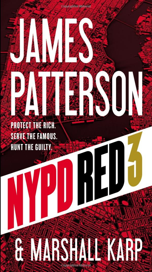 NYPD Red 3 James Patterson