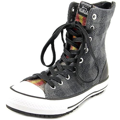 a31da748c2947 [CT HI-Rise BOOT-549593C] Converse CT HI Rise Boot Womens Boots  CONVERSEBLACKM