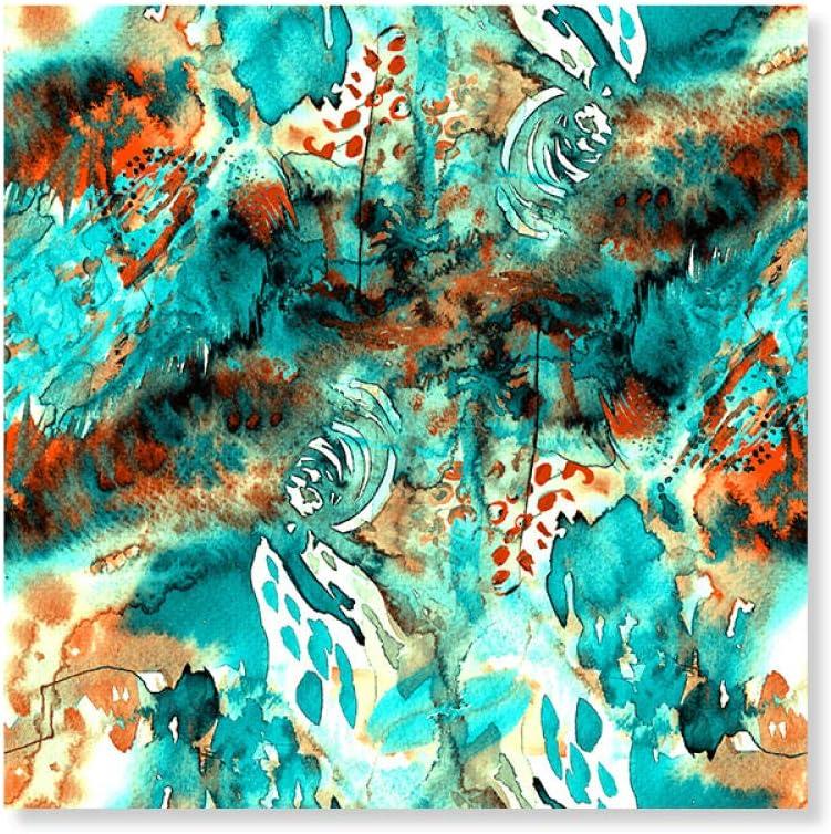 AdoDecor Rosa Landschaft Wandkunst Leinwand Malerei Liebe Poster und Druck Wandbilder f/ür Wohnzimmer Kunstdruck Poster 40x50cmx3 Kein Rahmen