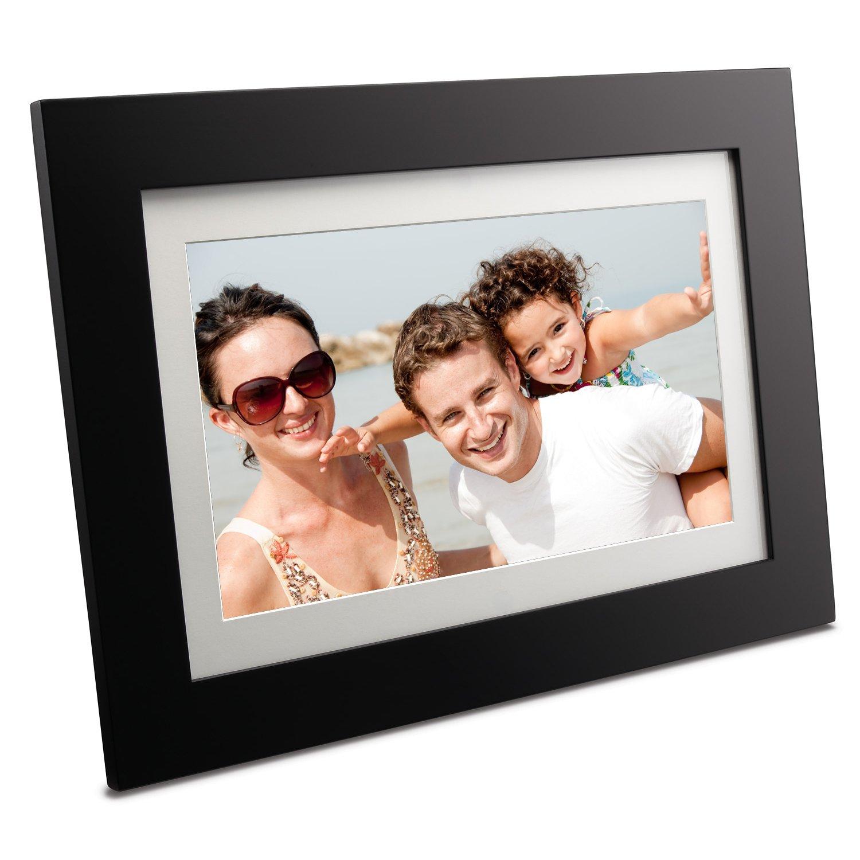 Amazon.com : ViewSonic VFD1027w-11 10.2-Inch Digital Photo Frame ...