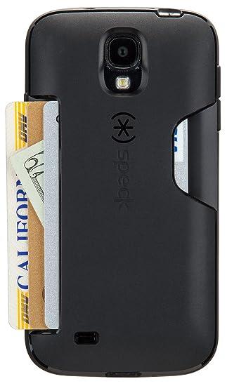 reputable site eb71f 2073f Speck Products SmartFlex Card Samsung Galaxy S4 Case - Black