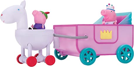 Peppa Pig Princess Carriage