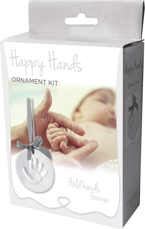 0.38 kg Silver Ribbon Dooky Happy Hands Ornament Kit
