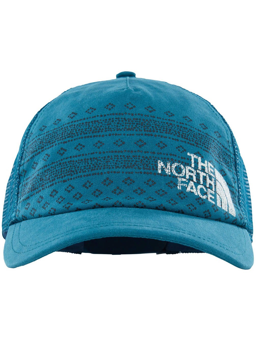 The North Face Low Pro Trucker Ball Gorra, Mujer, Azul (Urban Navy Print), Talla Única: Amazon.es: Deportes y aire libre