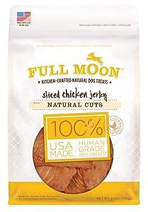 Full Moon Natural Cut All Natural Human Grade Dog Treats