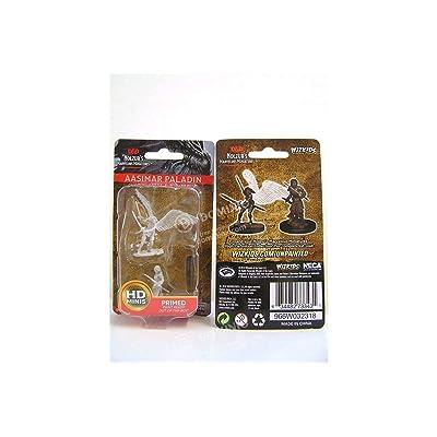 D&d Nolzur's Marvelous Miniatures - Aasimar Male Paladin: Toys & Games