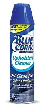 Blue Coral Dri-Clean Plus Interior Car Cleaner