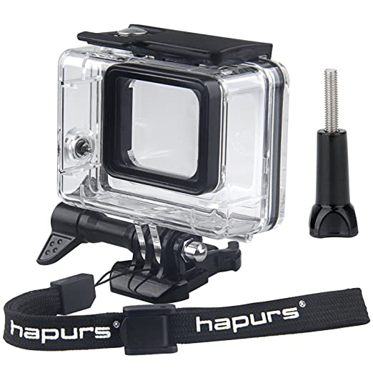 53 opinioni per Hapurs Diving Waterproof Housing Protective Case Cover Accessories For GoPro