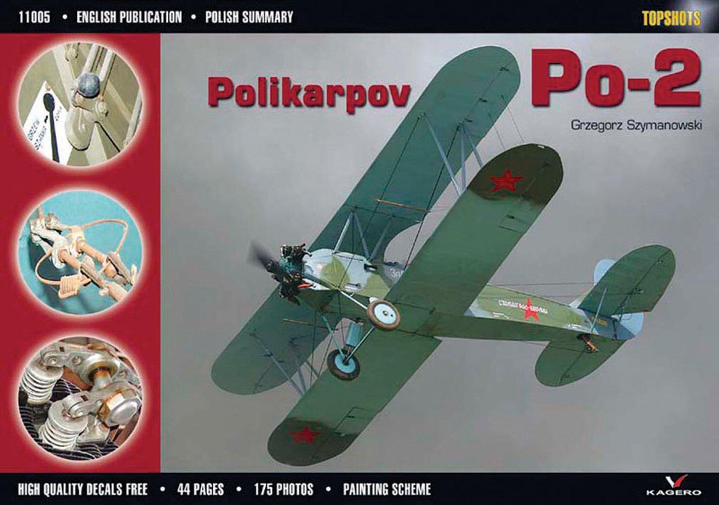 Download Polikarpow Po-2 (TopShots) ebook