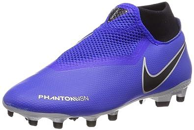 3b406cb32ac84 Nike Men s Soccer Phantom Vision Academy Multi Ground Cleats (7 D US) Blue