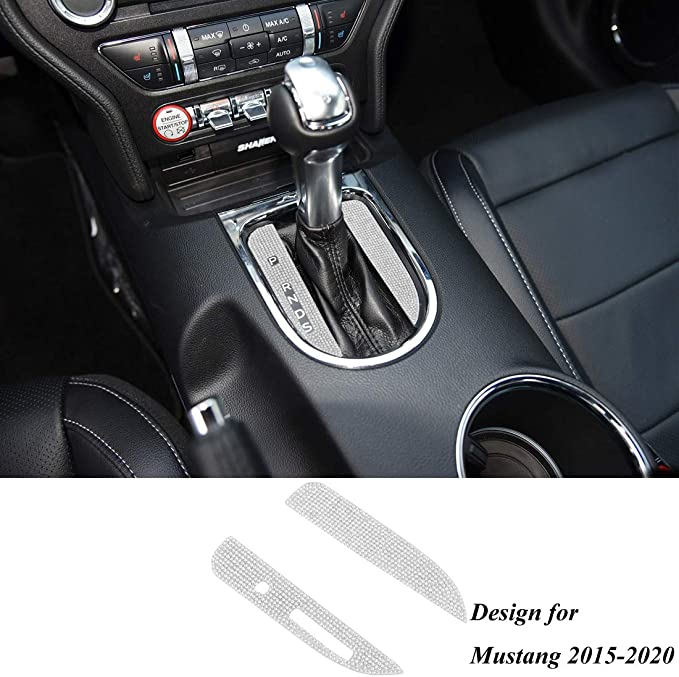 TopDall Steering Wheel Bling Crystal Shiny Diamond Accessory Interior Sticker for VW Beetle