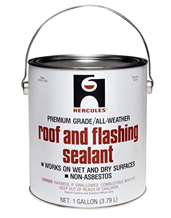 Oatey 25410 Hercules 1 Gallon Roof And Flashing Sealant