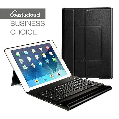 amazon com coastacloud ipad air 1 keyboard case ipad air 1