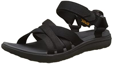 Teva Sanborn Sandals Women black US 5