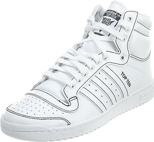 Tamaño Adidas Top Ten Hola Hombre F37588 10: Amazon.es: Zapatos y ...