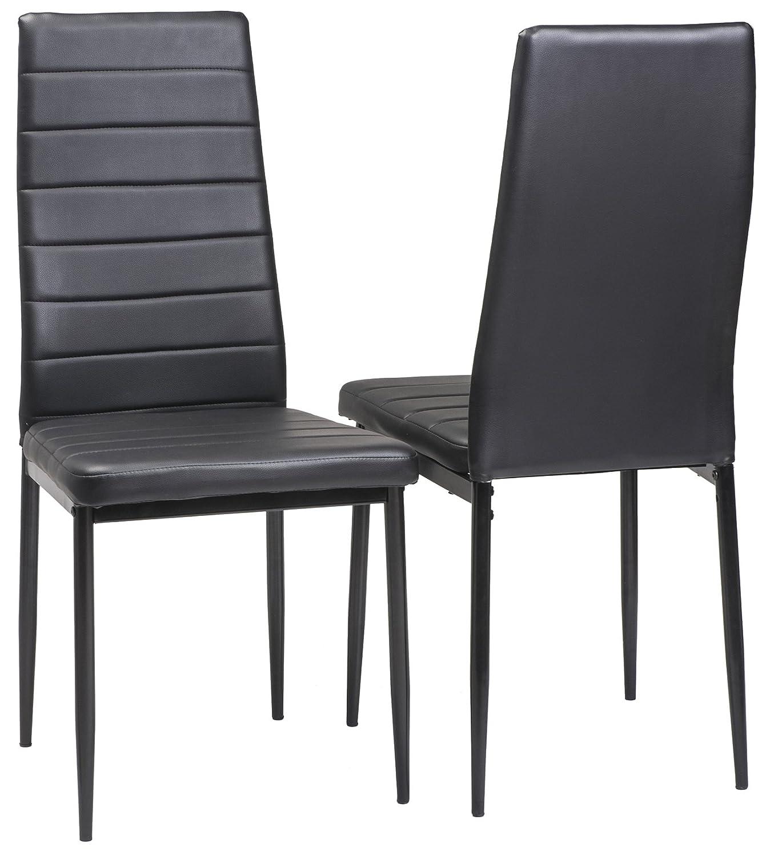 Amazon Merax Stylish Design Luxurious Dining Chairs Kitchen